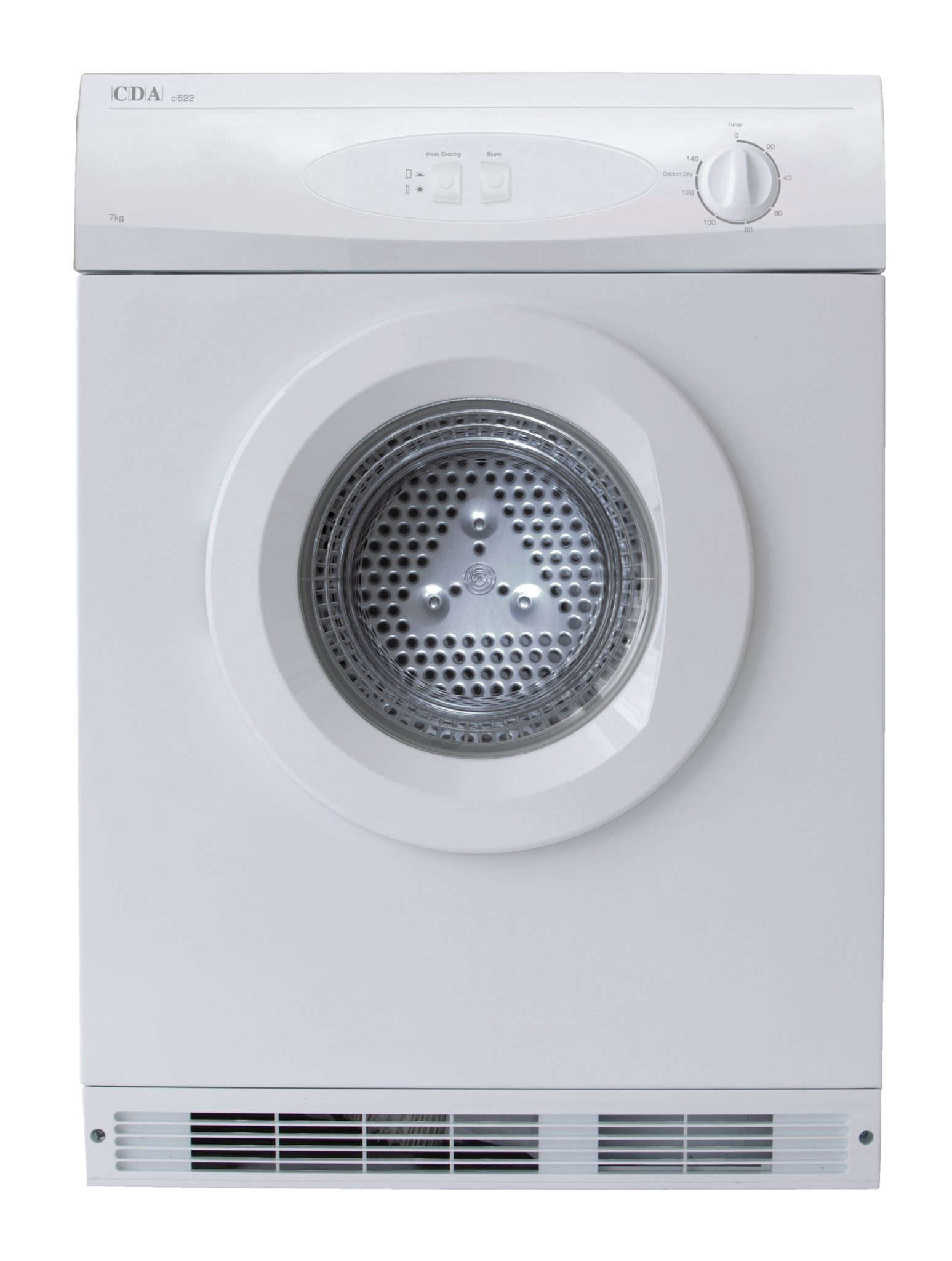 CDA Freestanding Tumble Dryer