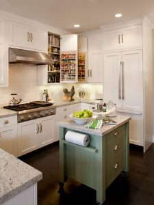 kitchen island idea 42